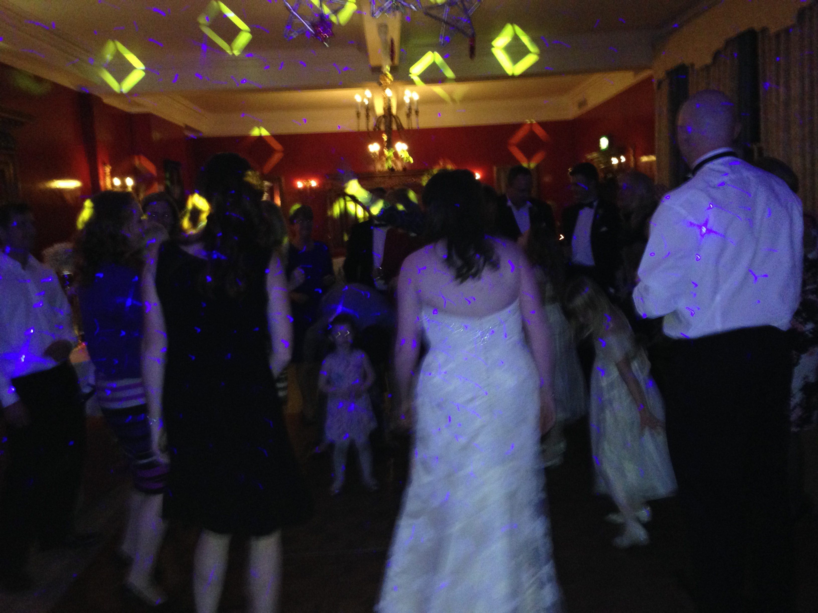 Mobile & wedding disco Norwich