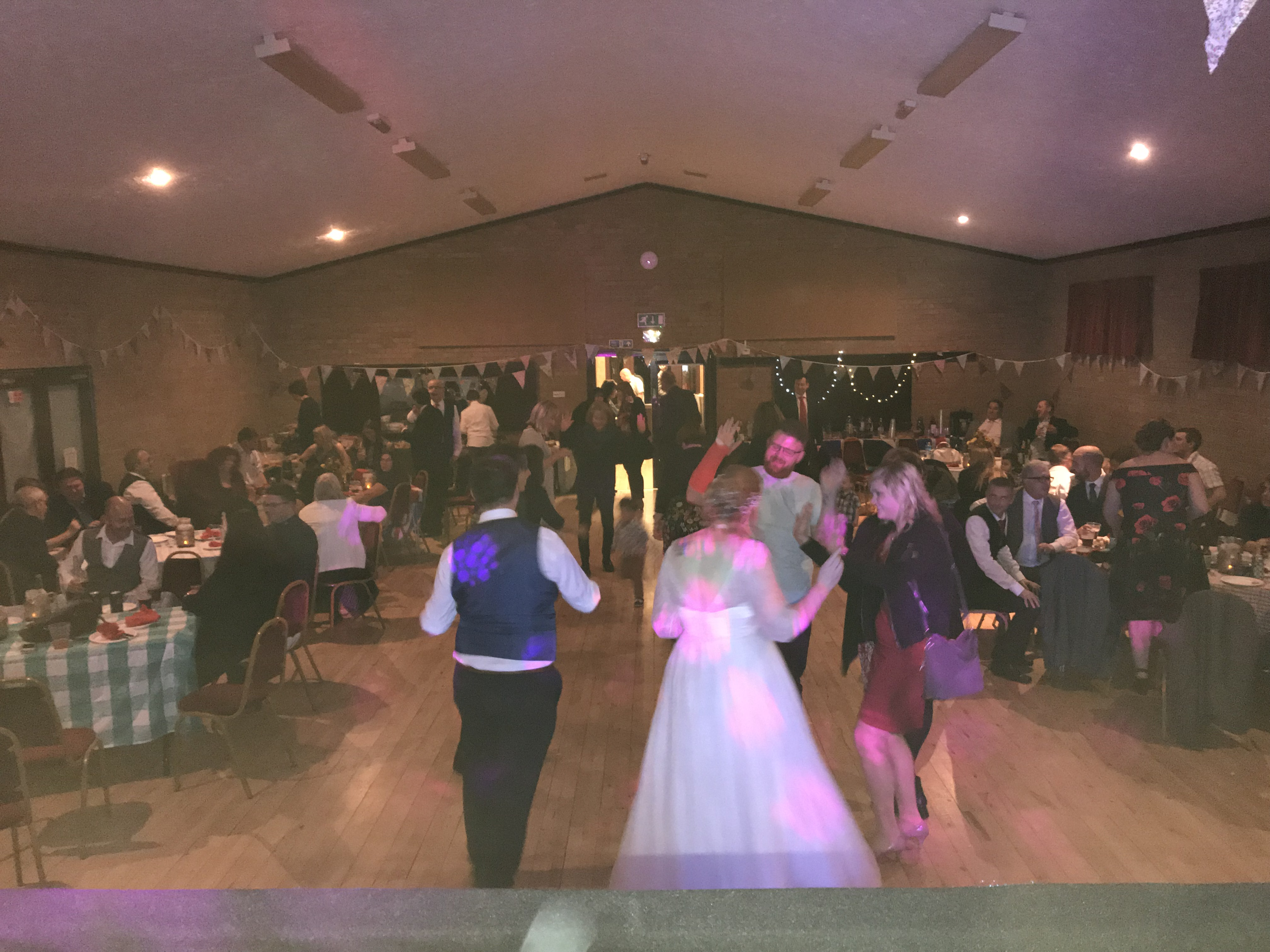 wedding Disco in Norwich, Norfolk