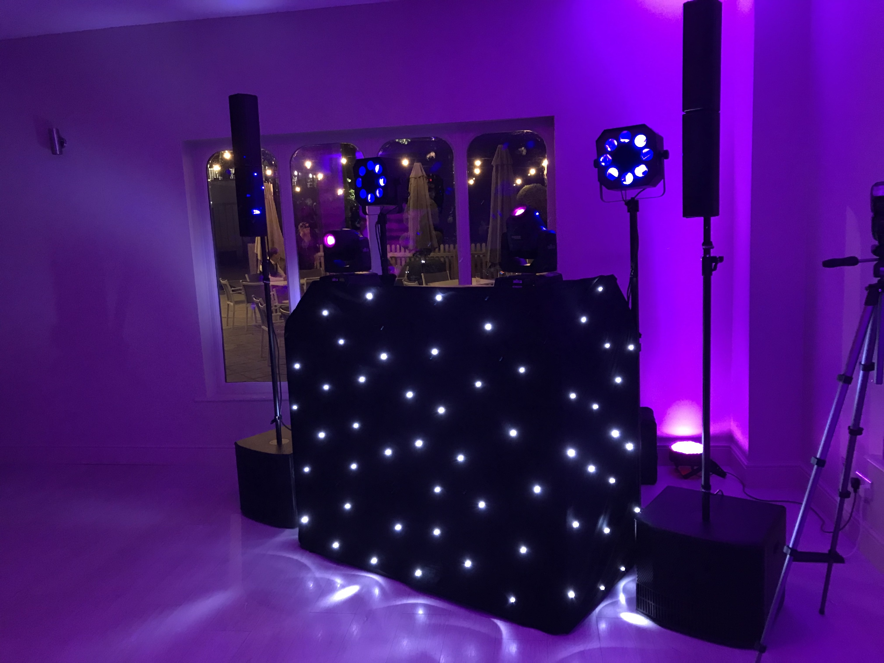 mobile disco in Norwich, Norfolk
