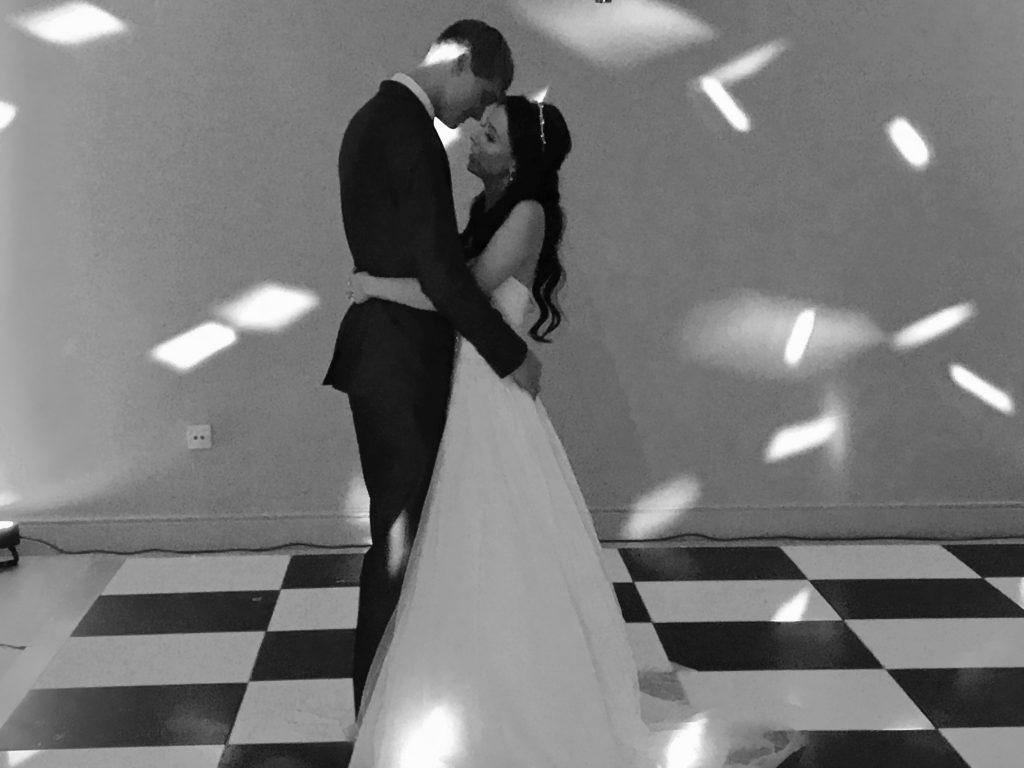 First Dance - wedding DJ Norwich